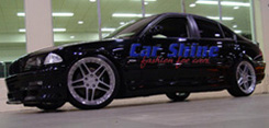 Wheels - ACS Type 3 Racing E46