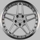 Wheels - ACS Type 3 Racing Silver