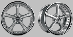 Wheels - ACS Type 4 Forged 2