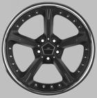 Wheels - ACS Type 4 Racing Black