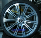 Wheels - BMW E92 M3 19inch Wheels with Michelling tyres 1