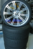 Wheels - BMW E92 M3 19inch Wheels with Michelling tyres 2