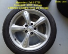 Wheels - MB - 5 SPOKE Wheel 17x8.5 2