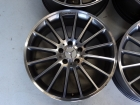 Wheels - MB - AMG 19inch V Style 16spoke W204 6