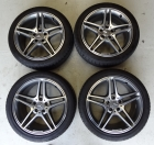 Wheels - MB - AMG Style 4 - 2044019-402-502