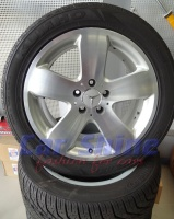 Wheels - MB - Rucha 17inch ET38 1
