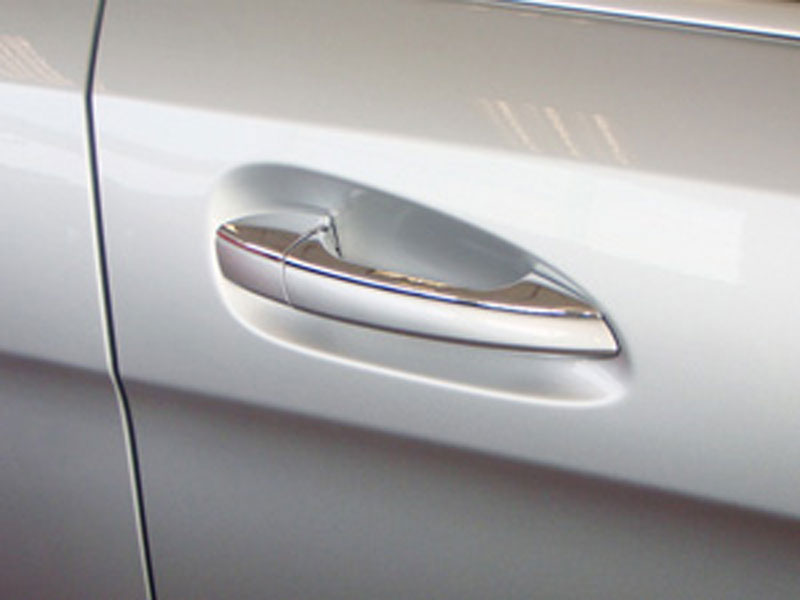 Mercedes W164 X164 W245 W251 W169 Chrome Door Handle Top