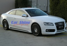 Audi - S5 B8 - Rieger Body Styling 2