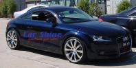 "Audi - TT 8J Accessories - Eibach Springs & 20"" Wheels"