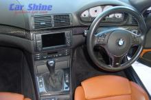 BMW - E46 Accessories - Carbon Fibre Interior SWheel
