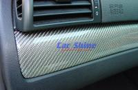 BMW - E46 Styling - Carbon Styling Kit Interior Titanium Dash closeup