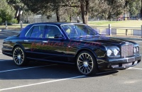 Bentley - Arnage - HRE P21 MONOBLOCK 22X9.0 Wheels 1
