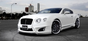 Bentley - Conti GT - WALD Body Styling 11on 1