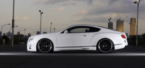 Bentley - Conti GT - WALD Body Styling 11on 2