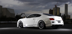 Bentley - Conti GT - WALD Body Styling 11on 3