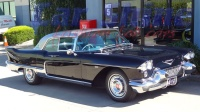 Luxury Cars - 1957 Cadillac Fleetwood 1