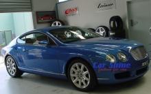 Luxury Cars - Bentleigh Continental 1