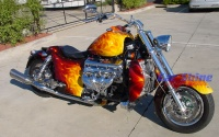 Luxury Cars - Hot Rod Bike 1