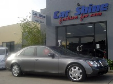 Luxury Cars - Maybach 1
