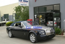 Luxury Cars - Rolls Royce Drophead 1