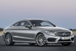 Mercedes - C205 - Factory Styling 1