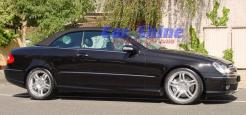 Mercedes - CLK 209 Styling - AMG Style 4 1pce Wheels