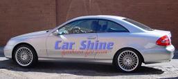 Mercedes - CLK 209 Styling - AMG Style 5 Wheels