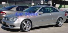 Mercedes - CLK 209 Styling - Lorinser RS5 Wheels Front