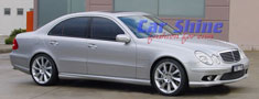 Mercedes - E Klasse W211 Styling - Lorinser RS8 Wheels Front Right