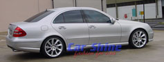 Mercedes - E Klasse W211 Styling - Lorinser RS8 Wheels Right