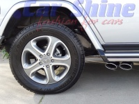 Mercedes - G Class - AMG Sports Exhaust 2