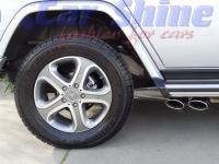 Mercedes - G Class - AMG Sports Exhaust 2