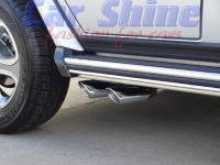 Mercedes - G Class - AMG Sports Exhaust 4