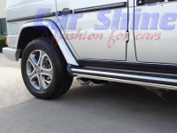 Mercedes - G Class - AMG Sports Exhaust 5