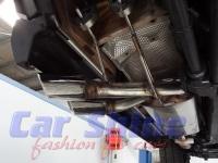 Mercedes - G Class - AMG Sports Exhaust 6