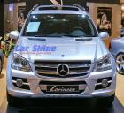 Mercedes - GL Accessories - Lorinser Complete Styling Front