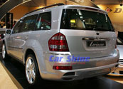Mercedes - GL Accessories - Lorinser Complete Styling Rear