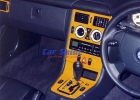 Mercedes - R170 - Dash Kit Yellow Design