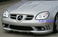 Mercedes - R170 - Rieger Front Bumper