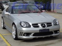 Mercedes - R170 - Rieger Styling 2