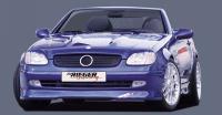 Mercedes - R170 Styliing - Rieger Lip Spoiler