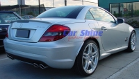 Mercedes - R171 - AMG Body Kit to08 Rear