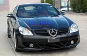 Mercedes - R171 Styling - Lorinser Full Body Styling Front 2