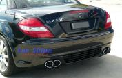 Mercedes - R171 Styling - Lorinser Full Body Styling Rear 3