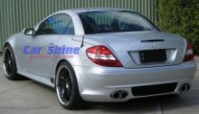 Mercedes - R171 Styling - Lorinser Styling Rear