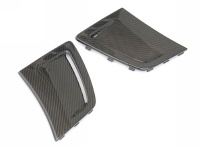 Mercedes - R172 - Carbon Fibre Bumper Trims