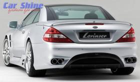 Mercedes - R230 Styling - Lorinser Complete Styling 08 facelift