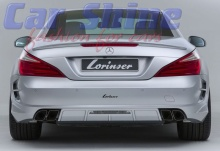 Mercedes - R231 - Lorinser Body Styling 4