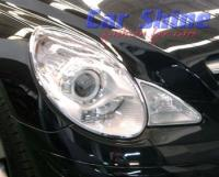 Mercedes - R251 Accessories - Chrome Headlight Frames