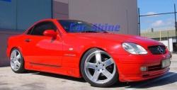 Mercedes - SLK R170 Styling - Lorinser Side Skirts